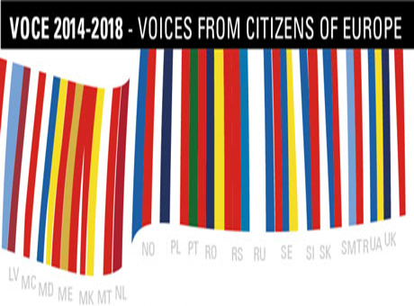 Logo Dialogue Voices From Citizens Of Europe